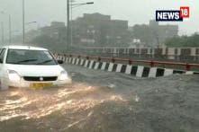 Heavy Rain Hits Delhi NCR