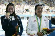 Swim Coach Bowman Apologizes for 'Inappropriate' Texts to Caroline Burckle