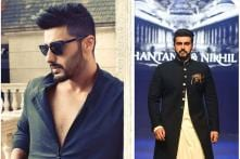 Arjun Kapoor Strike a Royal Pose for Magazine Cover Shoot; See Pics
