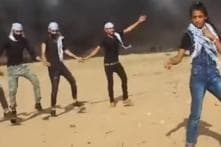 'Great Dance of Return': Palestinians Brave Fire and Smoke At Gaza-Israel Border to Perform Dabke Dance