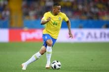 FIFA World Cup 2018: Brazil's Danilo Ruled Out of World Cup With Ankle Problem