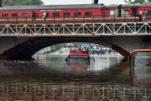 Delhi Traffic Crawls as Vehicles Float On Waterlogged Roads, Metro's Magenta Line Adds to Woes