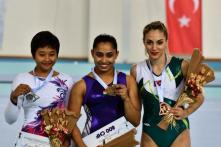 India's Dipa Karmakar Clinches Gold on Return from Injury in Turkey
