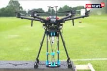 Students Design Drone To Fill Potholes