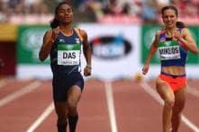 Hima Das Wins Gold, Tajinderpal Singh Toor Bags Bronze at Poznan Athletics Grand Prix