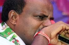 Kumaraswamy Knows Power of Tears and He's Using it as Political Armour Against Congress and BJP
