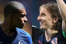 FIFA World Cup 2018: Former Champions France Face Croatia's Golden Generation for Top Prize