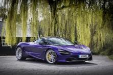 McLaren Going All-Hybrid by 2025, Plans 18 New Models and Derivatives
