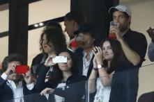 FIFA World Cup 2018: Mick Jagger Went to See England and England Lost, Again