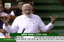 May Lord Give You Strength to Bring Another No-Trust Vote in 2024, Modi Dares Oppn