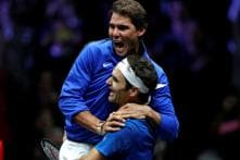 'We're the Messi & Ronaldo of Tennis': Federer Relishes Nadal Rivalry as Wimbledon Kicks Off Today