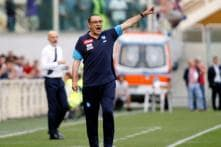Maurizio Sarri Found Out He Was Sacked As Napoli Coach On TV