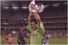 Imran Khan Tuned in to 1992 World Cup Song in His Car on Pakistan Election Day
