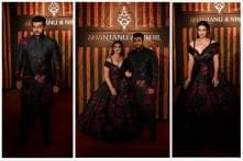 Parineeti and Arjun Kapoor Walked For Shantanu and Nikhil Looking Every Bit Royal;Watch Video