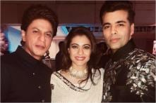 Bollywood's Best Trio SRK, Kajol & Karan Johar May be Teaming Up Again; Deets Inside