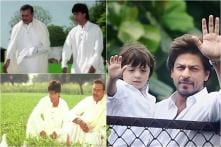 Watch AbRam Recreating Shah Rukh's This Iconic Scene from DDLJ With His Pinch of Cuteness