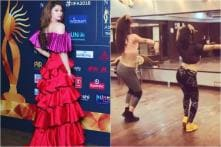 Urvashi Rautela's Sizzling Belly Dance Moves Are Breaking the Internet; Watch It Here