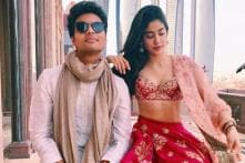 Janhvi Kapoor's Rumored Boyfriend Did This to Congratulate Her on the Success of Dhadak