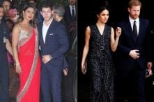 Priyanka Chopra, Nick Jonas Secretly Visit Prince Harry, Meghan Markle at Royal Couple's Residence