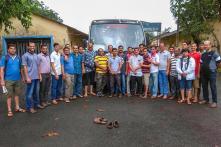 33 Picnickers Killed on Way to Mahabaleshwar as Bus Falls Down Gorge in Maharashtra's Raigad District