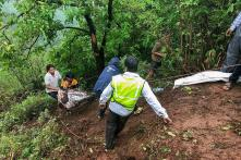 Maha Bus Accident: 30 Bodies Retrieved From Gorge