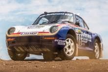 Paris-Dakar Porsche 959 Goes up for Auction, Only One of Six Rare Racecars Ever Built