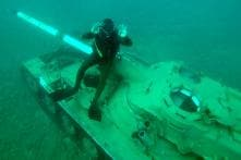 Old Tanks Used to Create Underwater Divers' Attraction in Lebanon