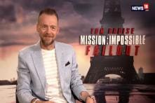 Rajeev Masand Interview With Simon Pegg
