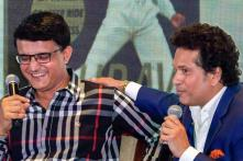 Sehwag Celebrates the Legend of Ganguly in Four Steps, Tendulkar Wishes Him in Bengali