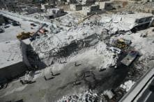 Children Among 39 Civilians Killed in Syria Arms Depot Blast: Monitor