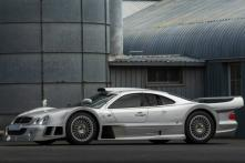 1998 Mercedes-Benz AMG CLK GTR Worth Almost Rs 35 Crore Goes Under the Hammer