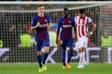 Transfer News: Everton Sign Defender Digne from Barcelona