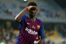 Super Cup Hero Ousmane Dembele Puts Troubled Barcelona Past Behind