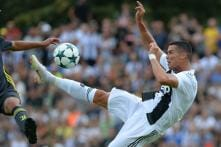 Cristiano Ronaldo Raring to Go as Serie A Kicks Off Amid Optimism