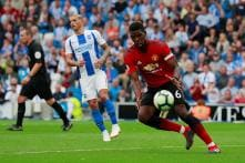 Manchester United Beaten 3-2 as Brighton Add to Mourinho's Woes