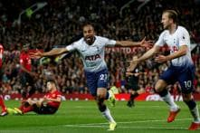 Man United Troubles Intensify As Spurs Win 3-0 at Old Trafford
