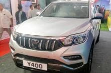 Mahindra XUV700 Flagship Premium SUV Showcased to Dealers
