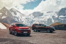 2019 Honda CR-V Specifications Revealed, Prices for European Model to Start From Rs 23 Lakh