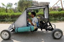 Undergraduate Students in Egypt Design Car Capable of Running on Air