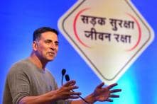 Bollywood Actor Akshay Kumar Spreads Road Safety Awareness, More Videos