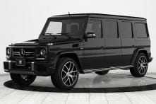 Bulletproof Mercedes-Benz G63 AMG Limousine by Inkas Armoured Vehicles is Priced at Rs 8 Crore