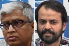 Ashutosh and Ashish Khetan: Arvind Kejriwal's Twitter Timeline Told Tale of Fall from Grace