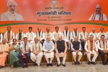 BJP Chief Ministers' Council Meeting Begins in New Delhi