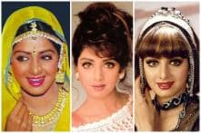Remembering Sridevi: Her Iconic Looks Will Inspire Generations To Come