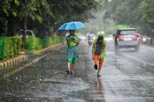 Rains Lash Parts of Delhi on Tuesday; Bring Relief After Humid Morning