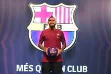 Barcelona is Much Bigger Step than Bayern Munich, Says New Signing Arturo Vidal