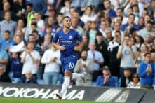 Hazard Rules Out Chelsea Exit This Month