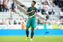 Asian Games Title Worth Weight in Gold for Spurs' Son