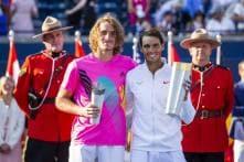 Rafael Nadal Ends Stefanos Tsitsipas' Toronto Run for 80th Title
