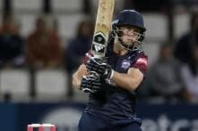 Ben Curran Follows Late Father in Signing for Northamptonshire